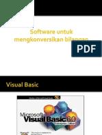 Tugas PTI-2 (Software Konversi Bilangan)