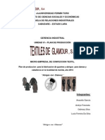 Gerencia Industrial Empresa_textilera (