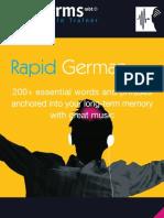 Earworm's Rapid German