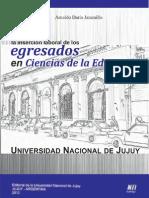 Inserción Laboral de Egresados en Cs. de la Educación