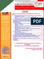 Boletín FSM-América No  262