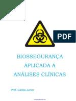 Biossegurança aplicada às Análises clínicas