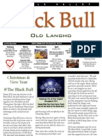 Black Bull Newsletter