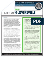 Fiscal Profile of Gloversville