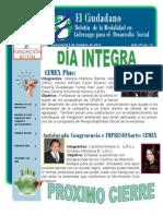 EL Ciudadano No. 13, Noviembre 2012