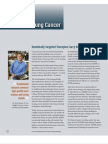 "American Cancer Society Cancer Action Network ""Catalyst For Cures"" Cancer Research Report"
