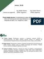 Confiabilidad de Cables ADSS en Sistemas Alta Tension