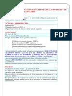 Convocatoria GRM-ERIE BST 2010-11