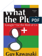 What the Plus - Google+