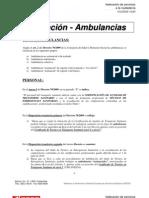 Formacion Ambulancias