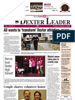 The Dexter Leader Front Feb. 7, 2013