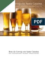 Rota da cerveja de santa catarina