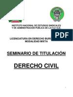 4 Derecho Civil