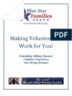 Making Volunteerism Work for You