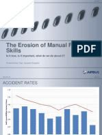 The Erosion of Manual Flying Skills (Airbus presentation, WATS 2012)
