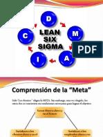Dia Segundo Lean Six Sigma- Completo. Rev 10-25-2012
