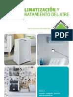 CLIMATIZACIÓN Y TRATAMIENTO DEL AIRE - Consejos, productos y servicios