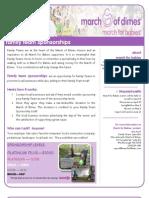 2013 MA FT Sponsorship Flyer