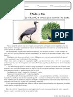 LP - Fabula O Pavao e o Grou