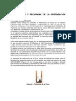 Capitulo 3 Planeacion y Programa de La Perforacion