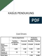 alokasi biaya departemen pendukung