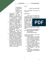 Redação Oficial -exercicio- Com Gabarito