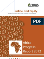 Africa Progress Report 2012