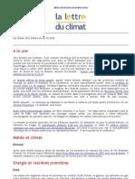 La lettre du climat n°02