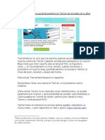 16461613 Manual Para Usar TwitterFeed