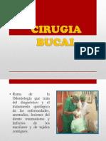 DIAPOSITIVAS CIRUGIA BUCAL