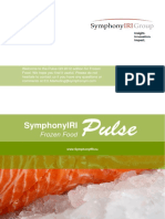 Pulse Report Frozen Food Q3 2012