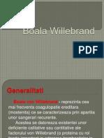 Boala Willebrand