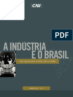 A Industria e o Brasil