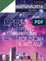 Supernaturalista Revista Enero Febrero 2013