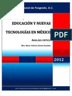 AnalisisEducacion&NuevasTecnologias