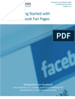 Getting Started with Facebook Fan Pages