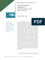 Formacion Integral y Competencias 2010
