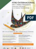 Convocatoria IV Encuentro Internacional