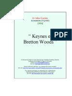 Keynes Et Bretton Woods