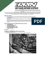 Perrin WRX & STI Short Ram Intake Installation