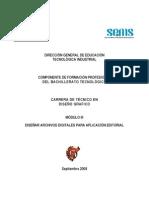 Módulo III Diseñar archivos digitales para aplicacion editorial
