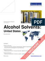 Alcohol Solvents