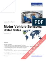 Motor Vehicle Sensors