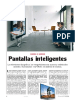 Nota Televisores Tomás Balmaceda