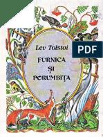 Lev Tolstoi - Furnica Si Porumbita