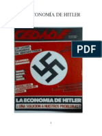Economia de Hitler, La - CEDADE