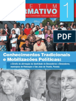 Cartografia Social de Povos e Comunidades Tradicionais Do Brasil