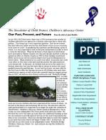 2012 Annual Report - Child Protect CAC - Chilton County
