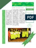 Boletin Informativo Unia 2012 Octubre
