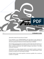 Manual FAzer Fzs 600 2000 u5dms3